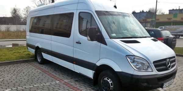 niezawodny bus do przewozu osób śląsk i sosnowiec
