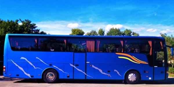 niezawodny autobus do przewozu osób
