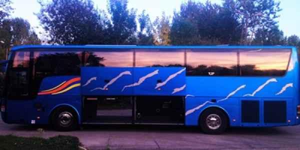 autokar do przewozu osób śląsk